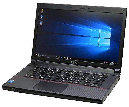 PC 富士通 LIFEBOOK A574 H Core i5-4300M 2.6GHz 320GB 4GB64bit