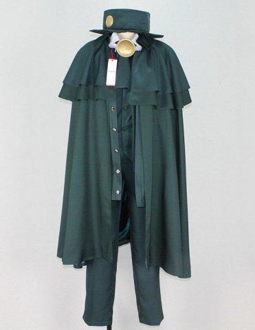 Fate/Grand Order(フェイトグランドオーダー・FGO・Fate go) 巌窟王 エドモン・ダンテス 第一段階 コスプレ衣装 女性M