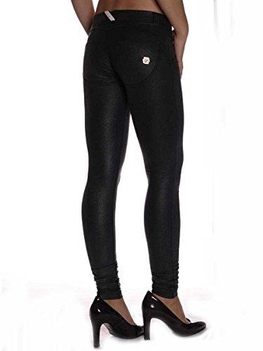 Freddy WRUP1LX3E Trousers Women Black Black FjS5C