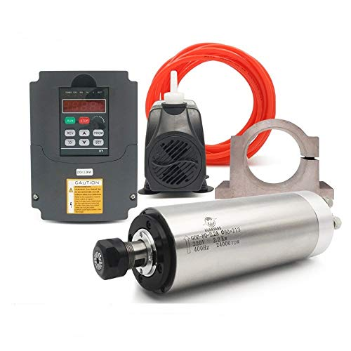 VFD CNC Spindle Motor Kits:220V 2.2KW CNC