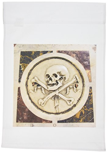3dRose fl_82130_1 Medieval Tomb in The Baptistery, Italy-EU16 MME0090-Michele Molinari Garden Flag, 12 by 18-Inch ()