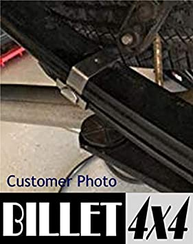 BILLET4X4 1-3//4 inch Leaf Spring Clamps Pair 2 Off-Road Vehicles