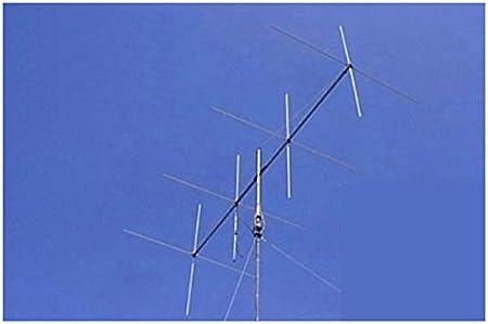 Antena Cubical Quad 4 Elementos Banda CB 11 M 27 MHz, 12 Db ...
