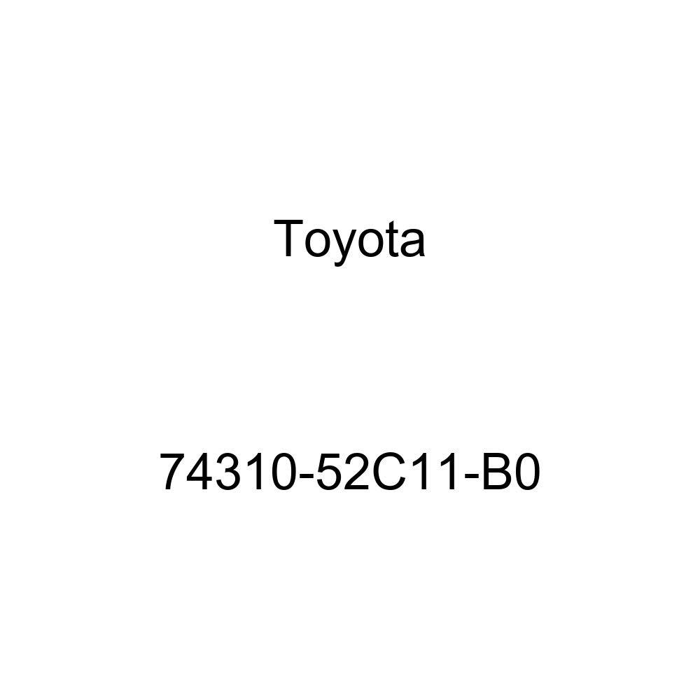 Toyota Genuine 74310-52C11-B0 Visor Assembly