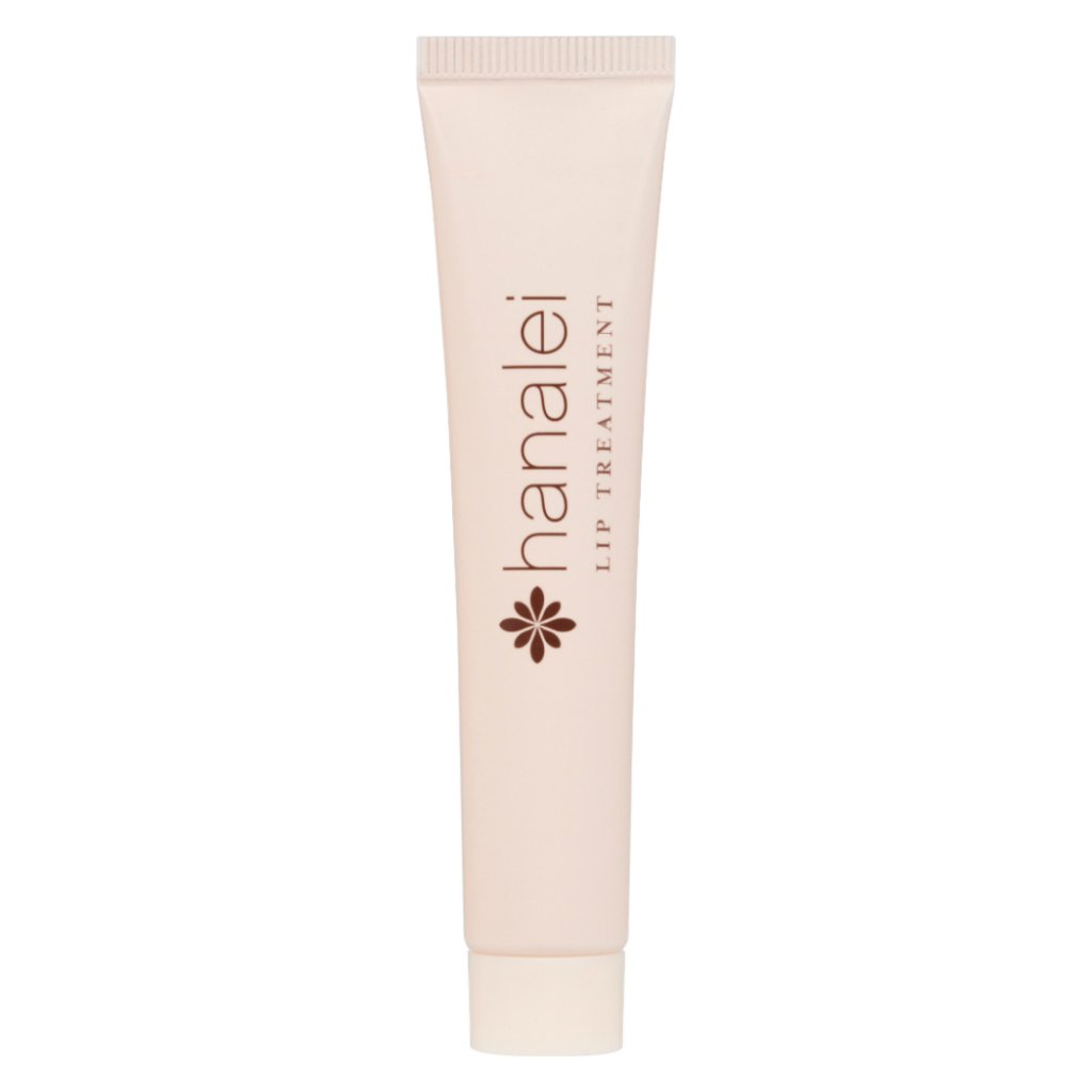 Lip Treatment by Hanalei, Made with Kukui Oil, Shea Butter, Agave, and Grapeseed Oil Soothe Dry Lips, (Cruelty free, Paraben Free) MADE IN USA (Clear (15g))