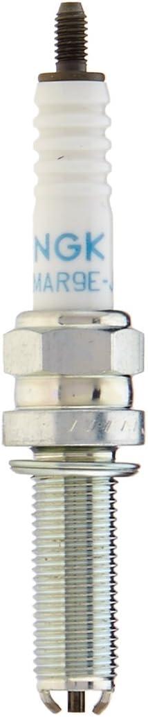 2 Massen-Elektrode 4X LMAR9E-J f/ür Yamaha YZF-R1 Z/ündkerzen Set NGK