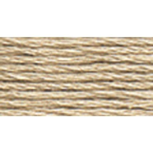 DMC 116 8-644 Pearl Cotton Thread Balls, Medium Beige Grey, Size 8