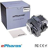 ELPLP54 Projector Lamp Replacement for Epson (Housing Included)
