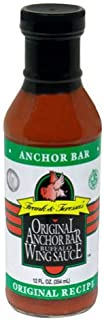 product image for Anchor Bar Buffalo Wing Sauce, Original, 12 Ounce (Pack of 6)