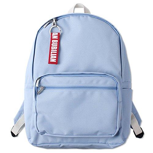 Bubilian BTBB Backpack/Korean Street Brand/School Bag/Travel Bag (Sky Blue)