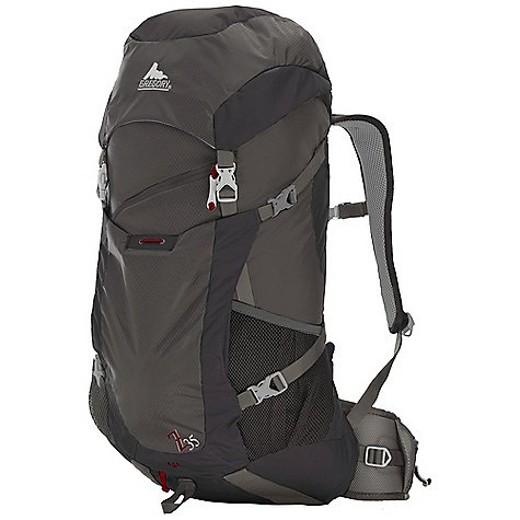 Gregory Z35 Technical Pack, Iron Gray Medium, Outdoor Stuffs