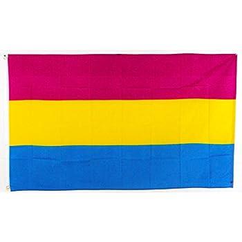 Pansexual flag facebook