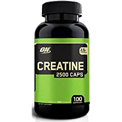 Optimum Nutrition Creatine 2500mg, 100 Capsules
