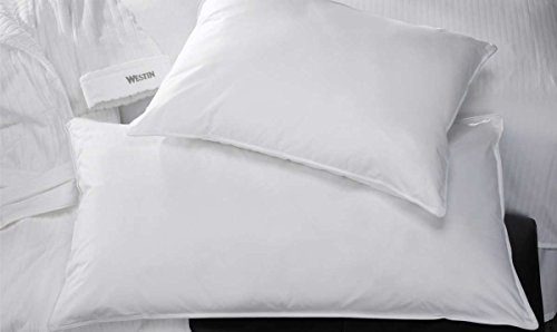 Westin Hotel Hypoallergenic Down Alternative Pillow - Standard