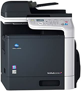 Amazon.com: Konica Minolta Bizhub C3110 Color multifunción ...
