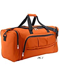 Week END 600d Polyester Multi - Pocket Sports Bag Large Sport Gym Duffle Duffel