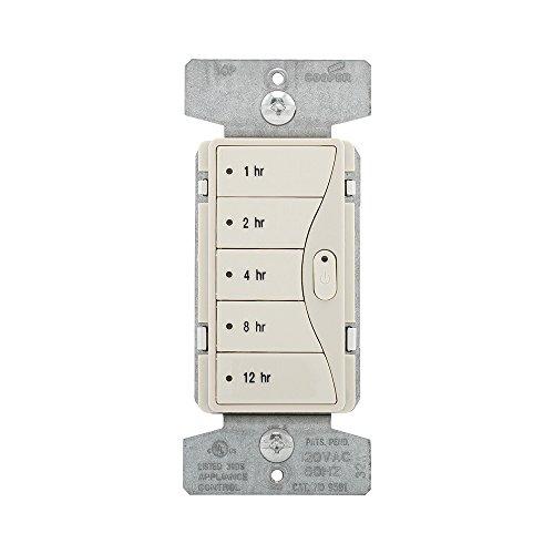 Eaton 9591DS ASPIRE 1800-Watt 15 Amp 5-Button Hour Timer, Desert - Outlets Sands