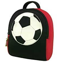Dabbawalla Bags Game On Kid's Soccer Backpack (Discontinued by Manufacturer) by Dabbawalla Bags
