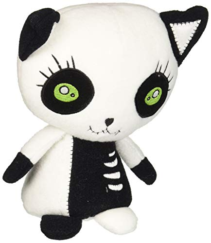 Stitch Kittens Zippy Plush Figure, White/Black