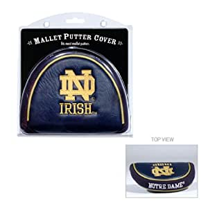 Brand New University of Nortre Dame Fighting Irish Mallet Putter Cover