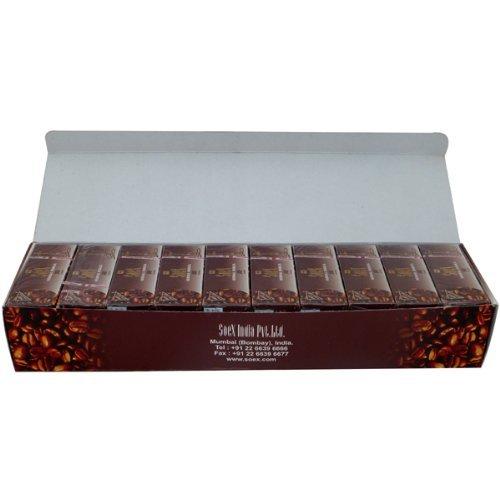 Coffee Flavor SOEX Hookah Shisha Authentic Herbal Molasses Full Sealed Box 10...
