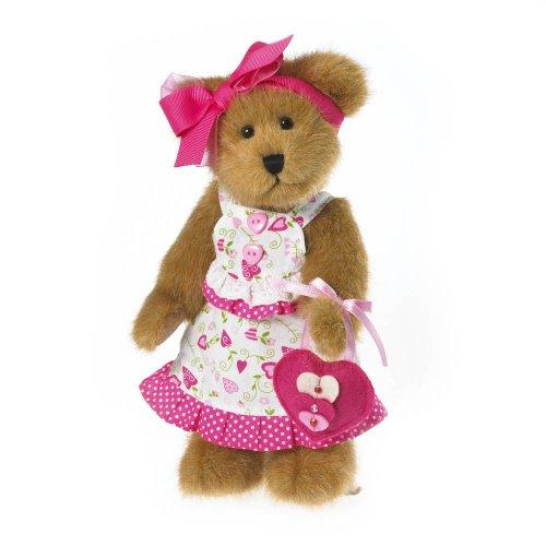 Enesco Boyds Plush 10-Inch Valentine Bear