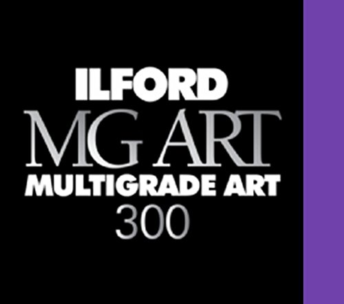 11 x 14'' Multigrade Art 300 Paper (10 Sheets) by Ilford