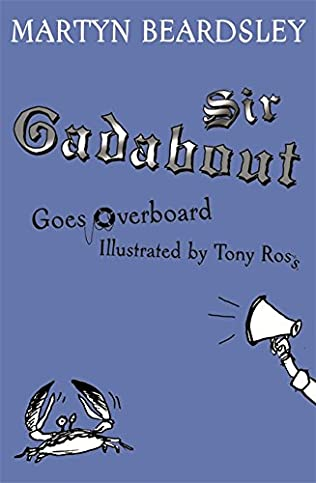 book cover of Sir Gadabout Goes Overboard
