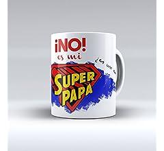 APRIL Taza cerámica Desayuno Regalo Original día del Padre Mi papá ...