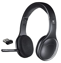 Logitech H800 Bluetooth Wireless Headset With Mic For Pc, Tablets & Smartphones