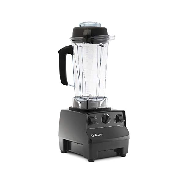 Vitamix 5200 Blender Professional-Grade, Self-Cleaning 64 oz Container, Black - 001372 1