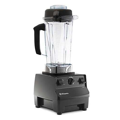 Vitamix 5200 Blender Professional-Grade, Self-Cleaning 64 Oz Container, Black – 001372