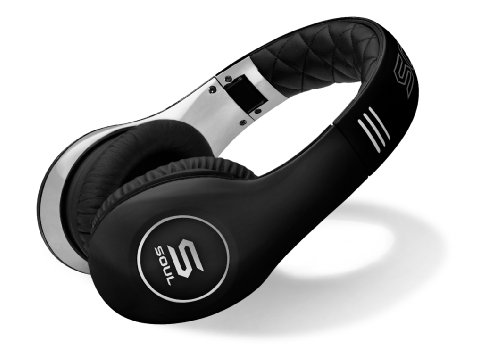 Price comparison product image SOUL by Ludacris SL150CB High-Definition On-Ear Headphones (Discontinued by Manufacturer)