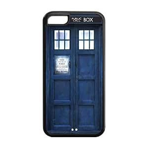Lmf DIY phone caseProtective iphone 5/5s Case,Custom Police Call Box Tardis Snap On TPU Back Cover Case For iphone 5/5sLmf DIY phone case