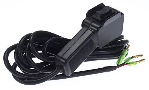 HP-Autozubeh/ör 20609 Fernbedienung mit Kabel 3-Adrig