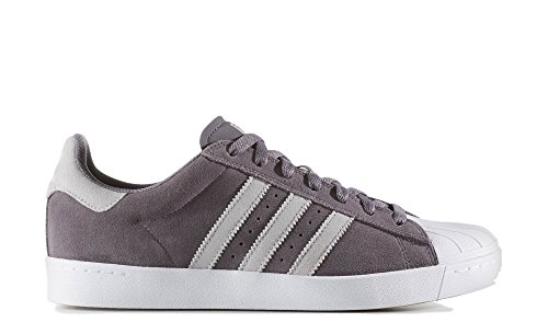 Adidas Superstar Vulc Adv trace grey/solid grey/white Schuhe