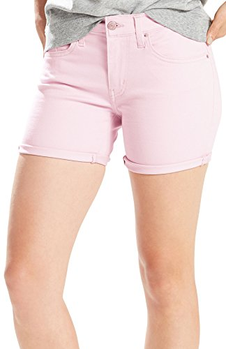 Levis Womens Mid Length Shorts