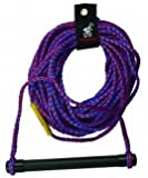 AIRHEAD Water Ski Rope with Aluminum Handle (75-Feet)