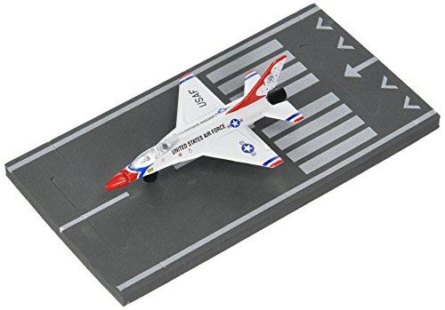 Daron Runway24 F-16 Thunderbird Die Case Plane ()