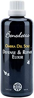 product image for Ombra Del Sole: Defense & Repair Elixir - Alternative Sun Protection, Locks in Hydration, Rich in Anti-Oxidants - 3.4 oz (100 ml)