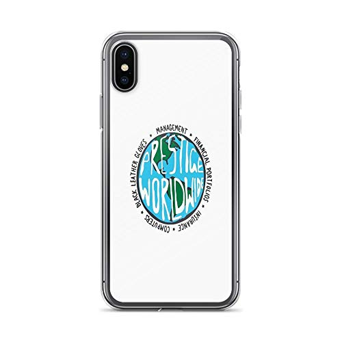 iPhone X Case iPhone Xs Case Clear Anti-Scratch Step Brothers Cover Phone Cases for iPhone X/iPhone Xs, Crystal Clear ()