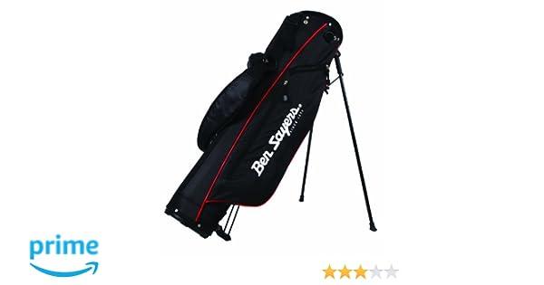Ben Sayers - Bolsa de Golf con Soporte (15,2 cm)