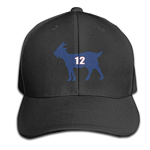 Price comparison product image Adjustable Baseball Cap Navy England Brady Goat Cool Snapback Hats