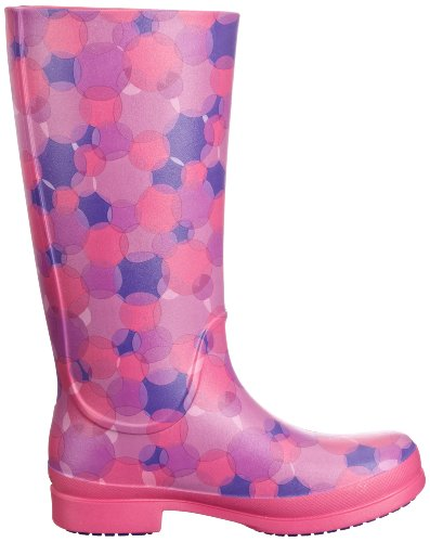 Boots Boot Dot Polka Wellie W femme Crocs gBRTwq7