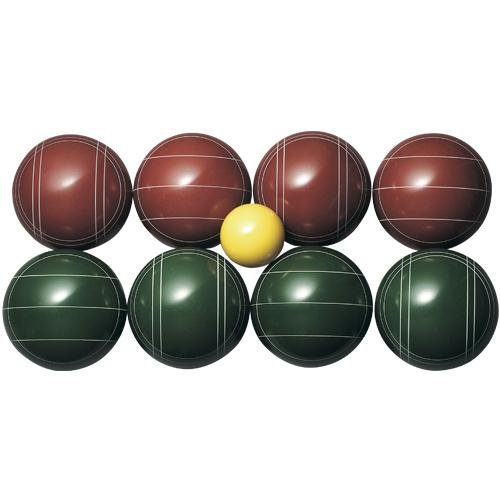 St. Pierre Tournament Bocce Set with Nylon Bag by St. Pierre