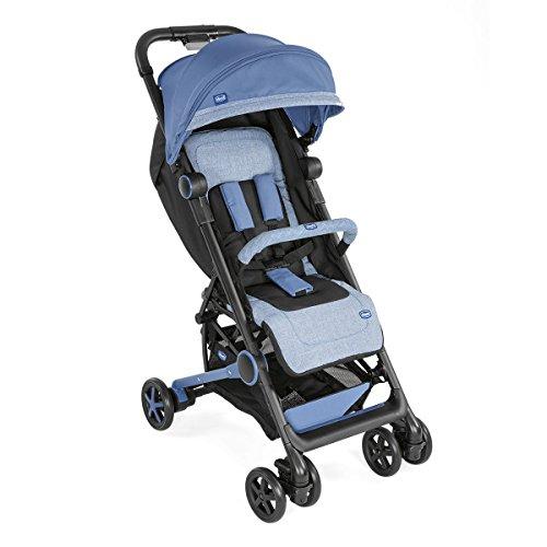 Chicco Lightweight Stroller Blue - 5