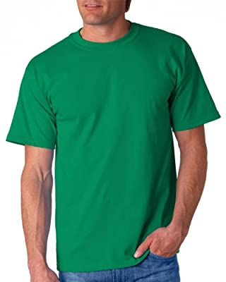 Gildan Adult Ultra Cotton T-Shirt, Kelly, XX-Large. 2000