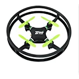 Owill Mini Super Durable Nano UFO Drone Space Trek 2.4GHz 4-Axis 4CH RC Quadcopter/ Kids Best Gift (Green)