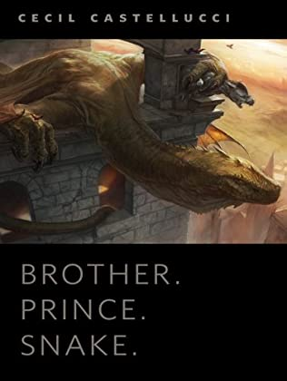 book cover of Brother. Prince. Snake