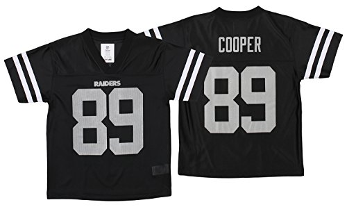 ce0f0ccf2 ... where to buy outerstuff nfl youth oakland raiders amari cooper 89  player jersey black 636c1 c0380